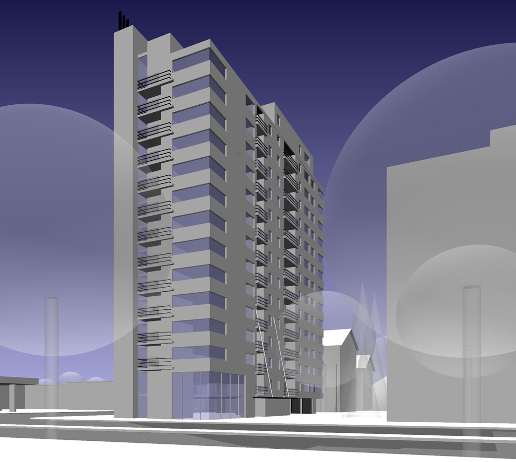 Canterra Apartments: Canterra Suites On Whyte « Barry Johns Architecture