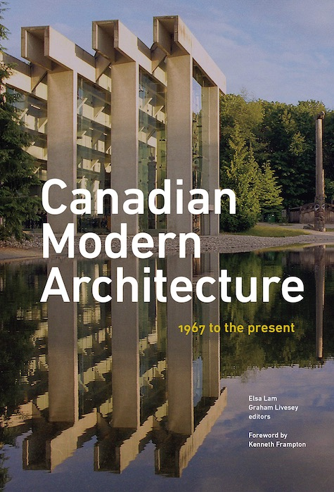 Canadian Modern Architecture - Cover